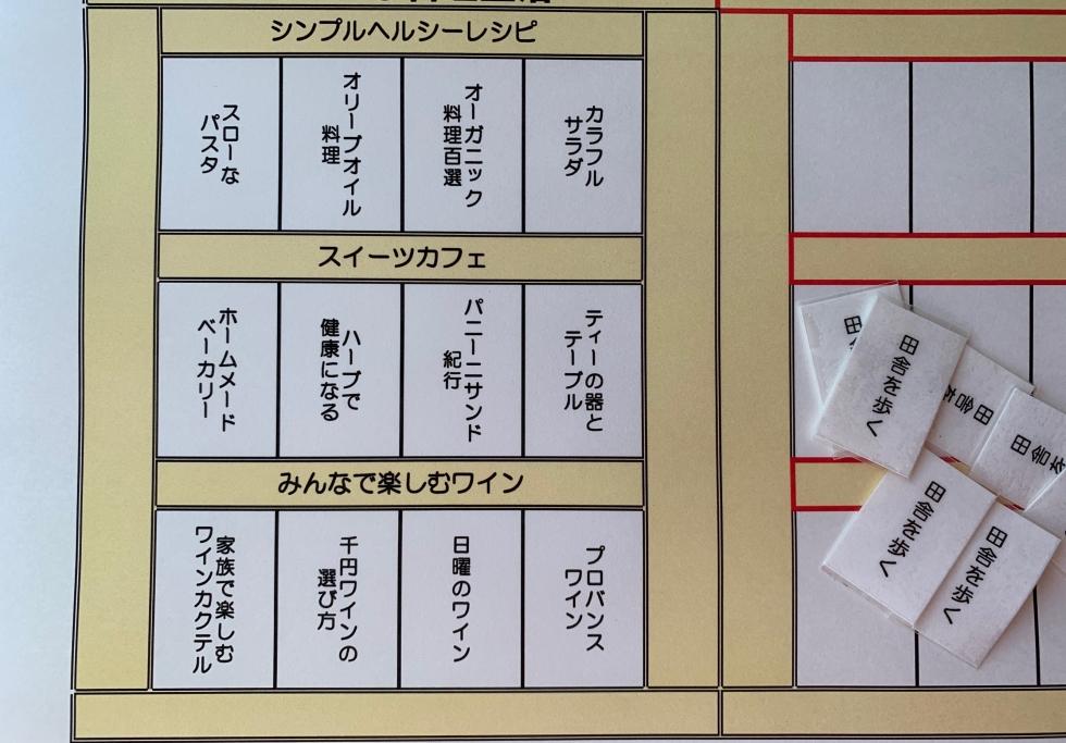 商空間スタイリスト 仙台中央教室 教材準備2✂